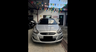 2018 Hyundai Accent Sedan 1.6 CRDi GL MT