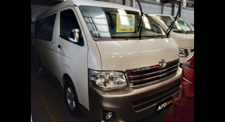 2012 Toyota Hiace Super Grandia AT