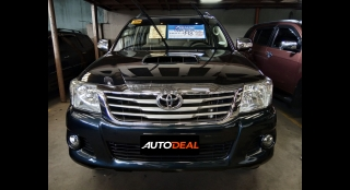 2015 Toyota Hilux G 4x4 AT
