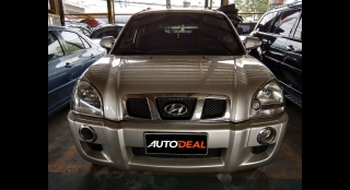 2008 Hyundai Tucson 2.0 CRDi 4X2 AT