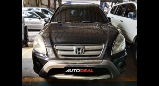 2005 Honda CR-V 2.0L AT Gasoline