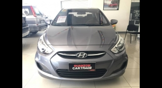 2016 Hyundai Accent Sedan 1.6L AT Diesel