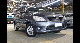 2014 Toyota Innova G 2.5 DSL AT