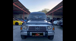 1996 Nissan Patrol Safari 4x4 MT