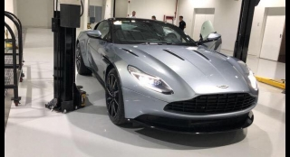 2018 Aston Martin DB11 Coupe V12