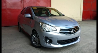 2017 Mitsubishi Mirage G4 GLS AT