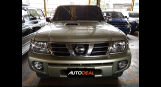 2003 Nissan Patrol 4x2 AT
