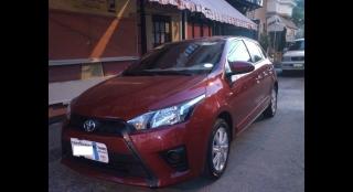 2015 Toyota Yaris 1.3E MT