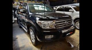 2010 Toyota Land Cruiser VX V8