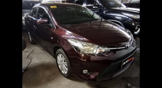 2017 Toyota Vios E MT