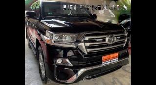 2019 Toyota Land Cruiser V8