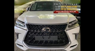 2019 Lexus LX570 V8