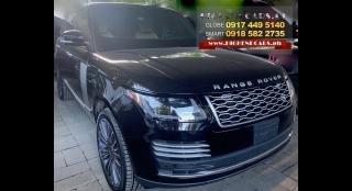 2019 Land Rover Range Rover Autobiography V8