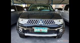 2010 Mitsubishi Montero Sport GLS SE