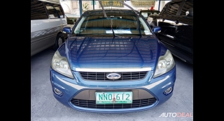 2009 Ford Focus Hatchback S
