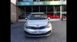 2014 Kia Rio Sedan EX 1.4L AT Gas