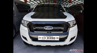 2017 Ford Ranger 2.2 FX4 4x2 MT