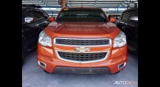 2016 Chevrolet Colorado 4x2 LT Duramax Z71
