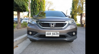 2014 Honda CR-V 2.4L AT Gasoline (4X4)