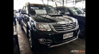 2014 Toyota Hilux G (4X2) AT Diesel