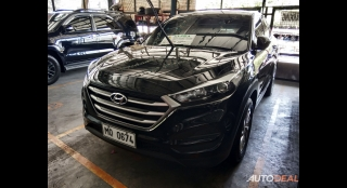 2017 Hyundai Tucson 2.0 CRDi AT