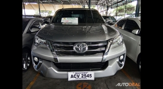 2016 Toyota Fortuner 2.4 V Diesel 4x2 AT