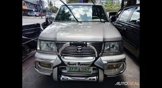 2002 Toyota Revo VX200 MT Gas