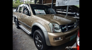 2005 Isuzu D-MAX 4X4 AT