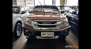 2015 Isuzu mu-X 2.5 LS-A 4X2 AT