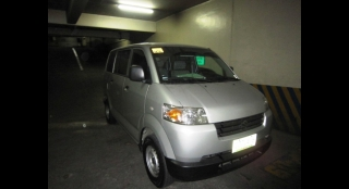 2012 Suzuki APV GA MT
