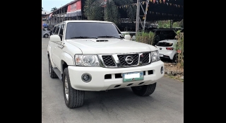2012 Nissan Patrol Super Safari (4X4) AT