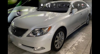 2007 Lexus LS460L 4.6L AT Gasoline