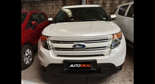 2015 Ford Explorer Ecoboost 2.0L AT Gas (4X2)