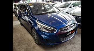 2015 Hyundai Accent Hatchback 1.6L MT Diesel