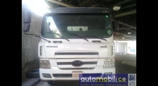 2016 Hyundai Trago MT Diesel