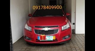 2011 Chevrolet Cruze 1.8 LT A/T