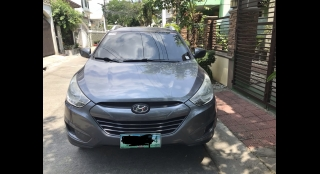 2012 Hyundai Tucson 2.0 GL AT
