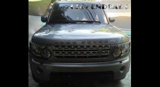 2013 Land Rover LR4 V6