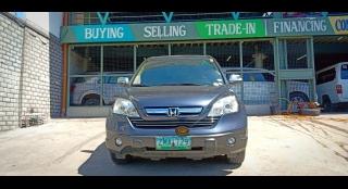 2007 Honda CR-V 2.4L AT Gasoline (4X4)