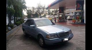 1993 Mercedes-Benz C-Class Sedan 2.2L AT Gasoline