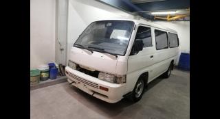 2012 Nissan Urvan Shuttle