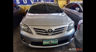 2012 Toyota Corolla Altis 1.6 E AT