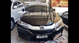 2016 Honda City 1.5L MT Gasoline