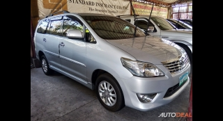 2014 Toyota Innova G 2.0 Gas AT