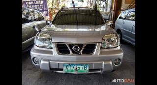 2005 Nissan X-Trail 2.5L (4X4) AT