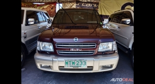 2001 Isuzu Trooper 3.0L AT Diesel
