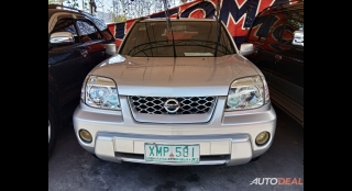 2004 Nissan X-Trail 2.0L (4X2) AT