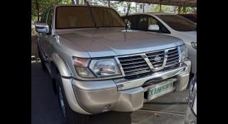 2001 Nissan Patrol 4.5 4x4 AT Gas