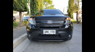 2014 Ford Explorer 3.5L AT Gas (4X4)