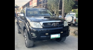 2011 Toyota Hilux G (4X4) AT